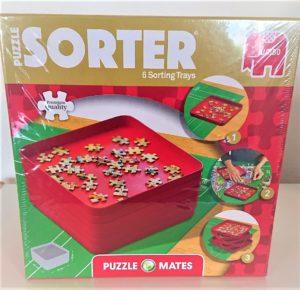 Jumbo puzzle sorter